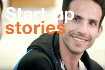 Action Emploi Réfugiés sur Orange Start-up Stories