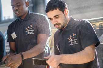 Le casse-tête de l'emploi de réfugiés dans l'hôtellerie-restauration