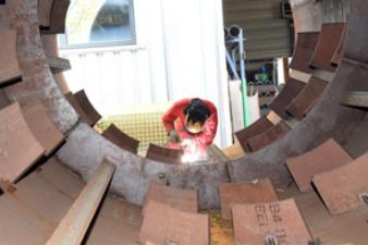 Techmacom : construction et maintenance industrielle
