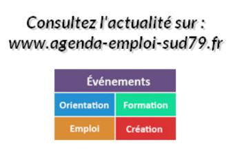 Agenda partagé du sud Deux-Sèvres