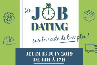 Le 13 juin, Job dating