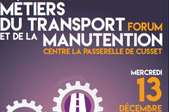 Forum des Métiers du Transport et de la Manutention