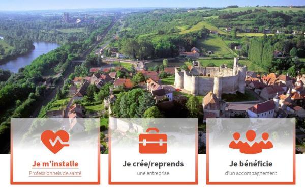 paysage et trois raisons de s'installer dans l'Allier