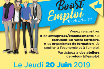 Forum BOOST Emploi