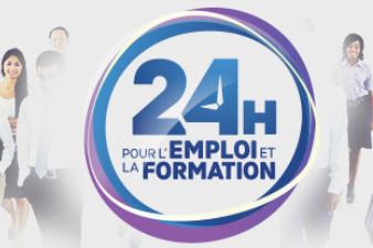 24H pour l'emploi et la formation à Amiens