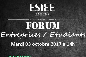 ESIEE FORUM ENTREPRISES / ETUDIANTS