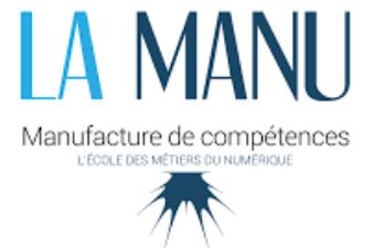 LA MANU, L'école des métiers du numérique ouvre un nouveau campus à Amiens, en juillet prochain.