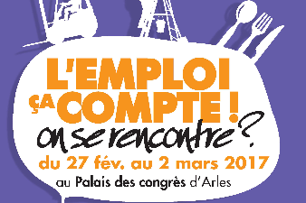 Journée recrutement Arles - jeudi 2 mars