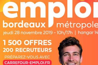 Carrefour emploi Bordeaux Métropole & Rencontres emploi Handicap