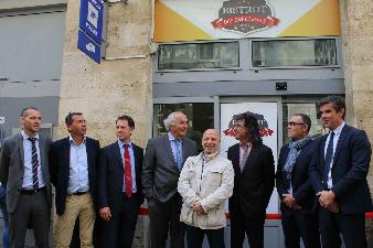 Le bistrot des employeurs de Bordeaux inauguré ce Mardi