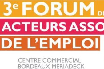 3ème forum des acteurs associatifs de l'emploi