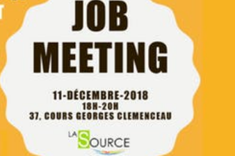 Job Meeting Bordeaux Technowest