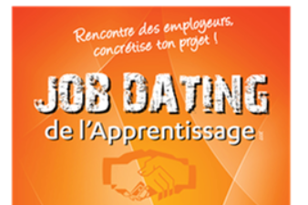 Job dating de l'apprentissage