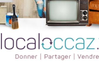 LOCALOCCAZ, un nouveau site de récup' dans le Tarn