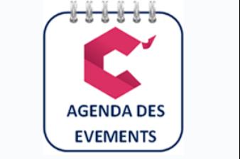 AGENDA DES ÉVÉNEMENTS MARS 2019