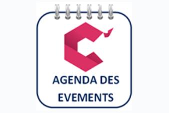 AGENDA DES ÉVÉNEMENTS AVRIL 2019