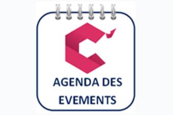AGENDA DES ÉVÉNEMENTS MAI 2019