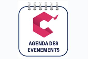 AGENDA DES ÉVÉNEMENTS JUIN 2019