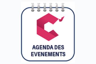 AGENDA DES ÉVÉNEMENTS ETE 2019