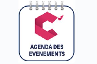 AGENDA DES ÉVÉNEMENTS SEPTEMBRE 2019