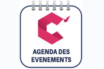 AGENDA DES ÉVÉNEMENTS NOVEMBRE 2019