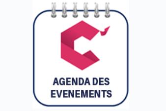 AGENDA DES ÉVÉNEMENTS DÉCEMBRE 2019