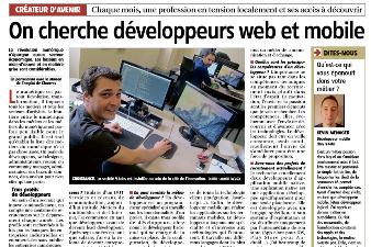 Développeur Web et mobile