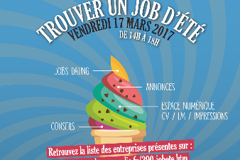 FORUM JOB D'ETE 2018
