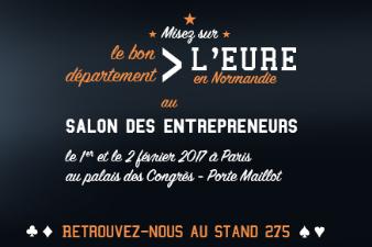 Salon des entrepreneurs Paris