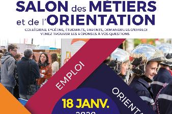 SALON DES METIERS ET DE L'ORIENTATION