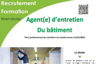 AGENT D'ENTRETIEN DU BATIMENT - AFPA EVREUX