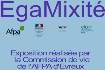 Exposition de Photos - EGAMIXITE -AFPA