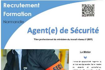 AGENT DE SECURITE - AFPA