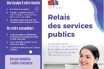 OUVERTURE DU RELAIS DES SERVICES PUBLICS