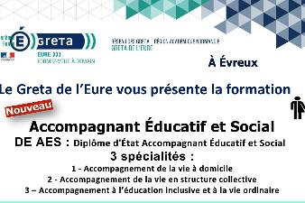 INFORMATIONS COLLECTIVES Diplôme d'ETAT AES