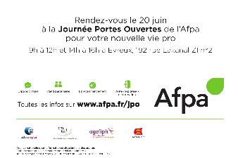 JOURNEE PORTES OUVERTES AFPA