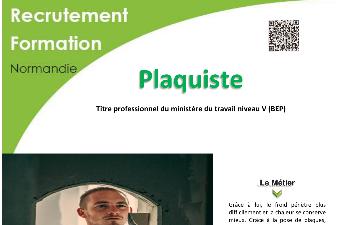 PLAQUISTE - AFPA EVREUX