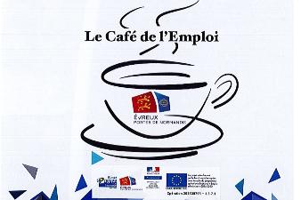 LE CAFE DE L'EMPLOI - Agglomération EPN - O2E
