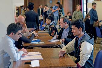 Training Day pour les jeunes diplômés en recherche d'emploi