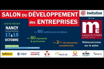 Le salon du développement des TPE et PME