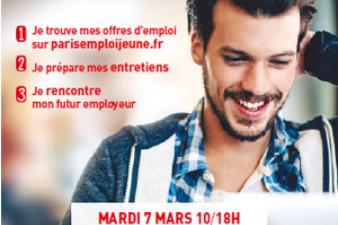 Forum pour l' Emploi des jeunes le Mardi 7 Mars