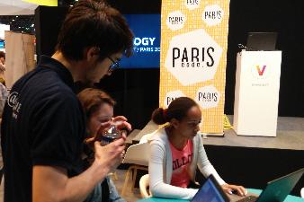Avec ParisCode 2, devenez un pro du WEB