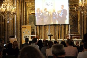 Signature de 5 Chartes Emploi & Formation ParisCode
