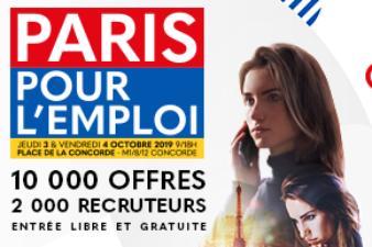 Forum Paris pour l'Emploi