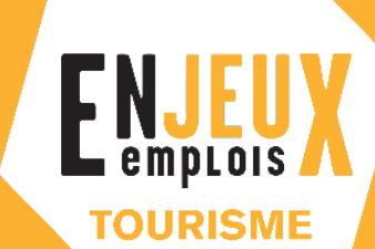 Bilan de EnjeuxEmplois tourisme