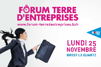 Forum Terre d'Entreprise: Créez, Reprenez, Entreprenez!