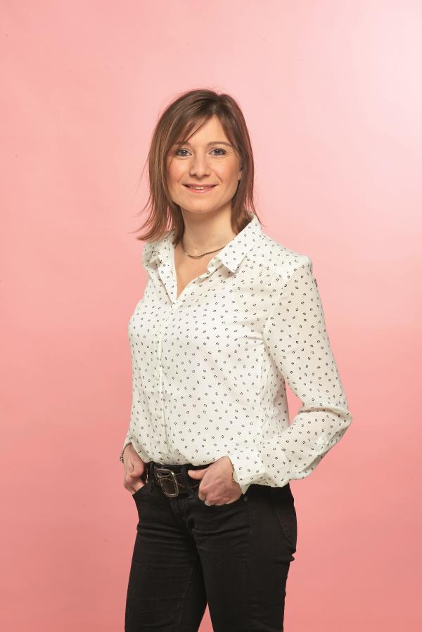 Sandra Fossé, responsable Pôle Ouest