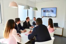 BLOT Immobilier : esprit d'équipe et force de conviction