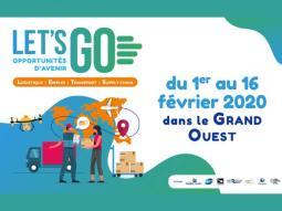 LET'S GO – LE VILLAGE le rendez-vous de l'emploi logistique à Rennes