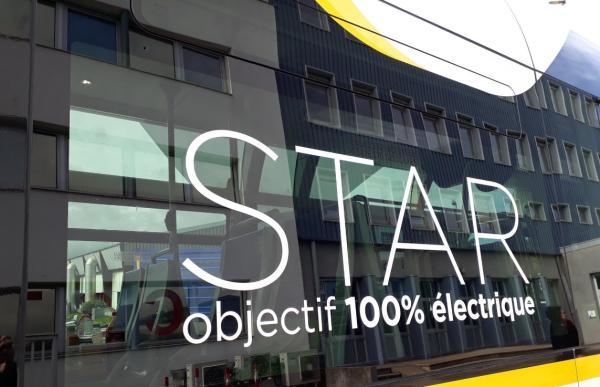 STAR - véhicule électrique